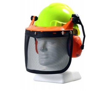 Hard Hat Safety Kit -Forestry Combo