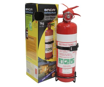 Fire Extinguisher 1Kg  Dry Powder Type