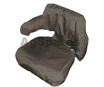 Seat Cover Ag Wrap Around Grey