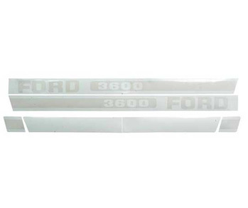 Decal Set Ford 3600
