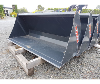 Bucket Euro Hitch 1.8m