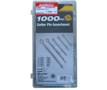 Cotter Pin Assortment Pack (Standard)