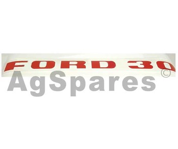 Decal Set Ford 3000 (68>)