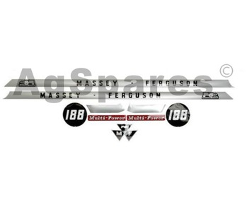 Decal Set 188