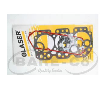 VRS GASKET SET=JD 3 CYL