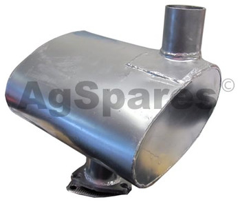 Muffler MF 4200 Series Under Bonnet*