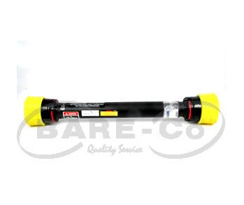 SHAFT 1MTR LESS YOKES - 2 SER