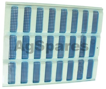 Grille lower 1pc no lamp holes 2-7000