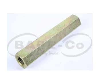 HEX CENT TUBE=B175 UNC THREAD