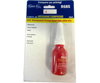 HD RETAIN COMPD 10ML-GEARS ETC
