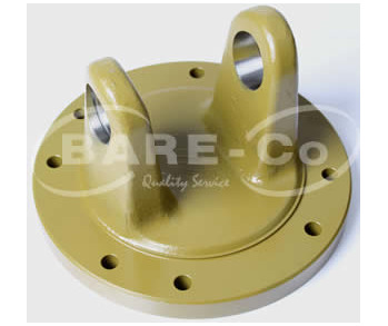 CLUTCH FLANGE YOKE 8 SER.200MM