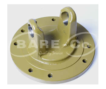 CLUTCH FLANGE YOKE 6 SER.200MM