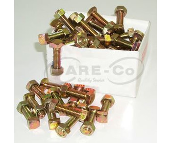 BOX OF 50 BATTERY TERMIN BOLTS