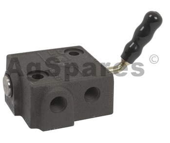 Hydraulic Valve MF 3 Way