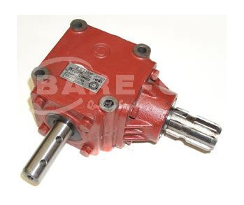 GEARBOX 15HP 1:1 25mmOUT 1-3/8x6
