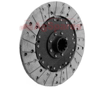 Clutch Plate Main 9 Inch TEA