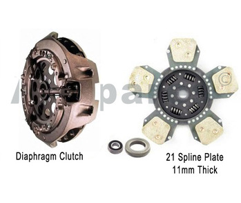 Clutch kit MF390-399 (13 Inch) Diaphragm