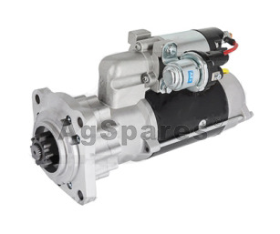 Starter Motor Gear Red Case, NH 4.2Kw