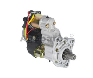 Starter Motor Gear Red Case, NH 3.2Kw