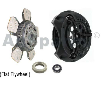 Clutch Kit MF298-1004 (13 Inch) Flat Fly
