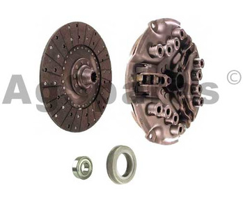 Clutch Kit MF1080-1085 -10 Spline PTO