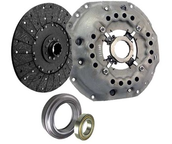 Clutch Kit Ford 13 Inch with Dual Power
