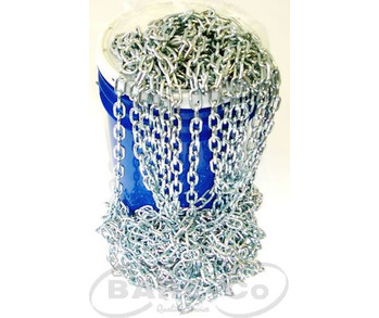 PAIL 1/4(6mm)TC3 CHAIN 76MTS