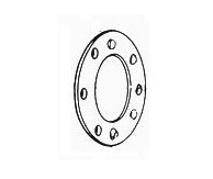 OUTER PRESS PLATE=B9605 CLUTCH