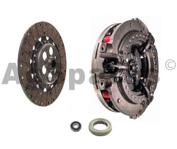 Clutch Kit -Dual MF35,135 3 Cyl Dsl