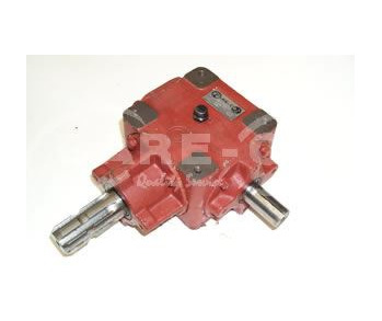 GEARBOX 30HP 1:1 6 SPLINE INPUT 1-OUT