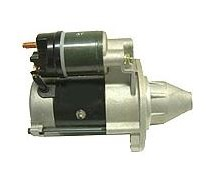Starter Motor 6 to 12v Conversion