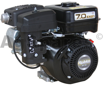 Robin EX21 7hp Engine 3/4 Keyed Electric