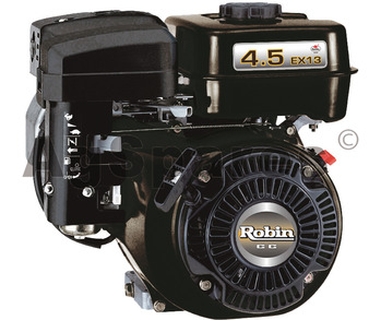 Robin EX13 4.3hp Engine 3/4 Keyed Shaft
