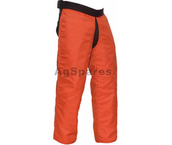 Chainsaw Chaps - Zip Type Large