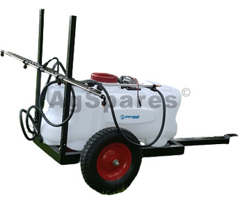 SpraySmart Trailer Sprayer 100L