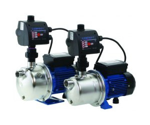 House Water Supply Pump 55L w/Controller