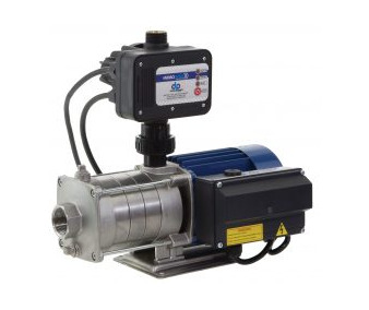 House Pump4 MultiStage 105L w/Controller