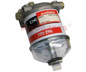 Fuel Filter Assembly - Single