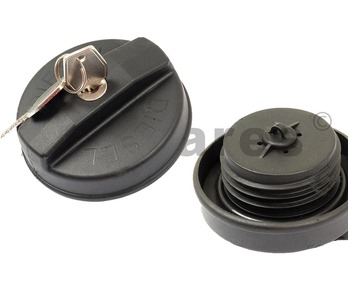 Fuel Cap - Lockable