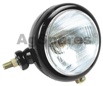 Headlight Universal Side Mount LH *
