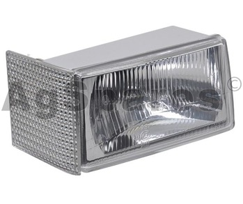 Head Lamp CX Early Square - RH