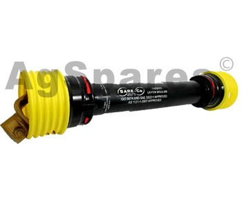 PTO Driveshaft Series 6 1500mm 64HP