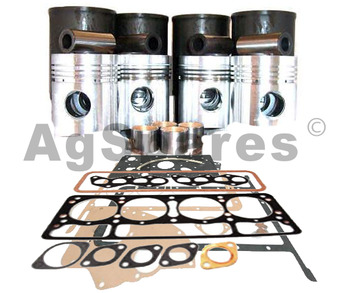 Engine Kit Basic 80mm MF TE20