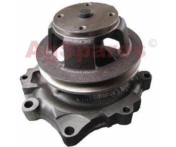 Water Pump - Single pulley 1/2 hsg
