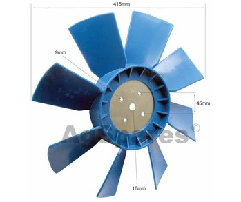 Radiator Fan 8 Blade plastic