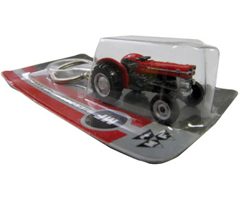 Model Key Ring -Massey Ferguson 135