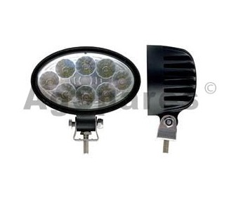 LED Work Light 1800 Lumens -Oval