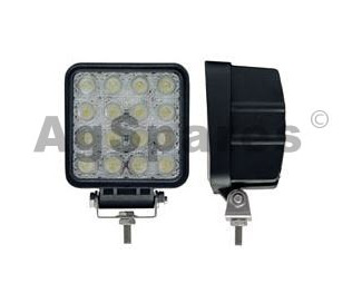LED Work Light 3600 Lumens Square