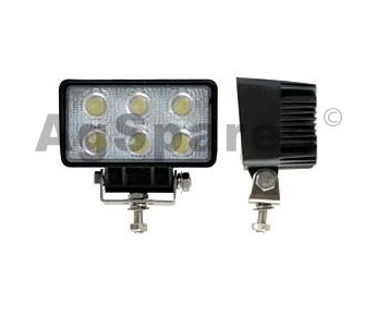 LED Work Light 1380 Lumens -Rectangle