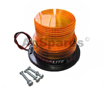 Strobe Light - Xenon 12 - 72v Amber